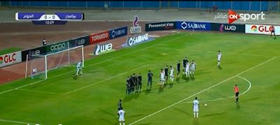 اهداف مباراة بيراميدز والنجوم