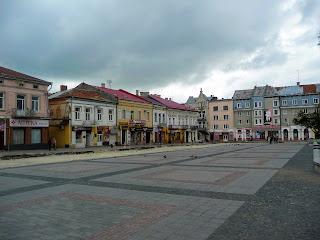 Дрогобич. Площа Ринок