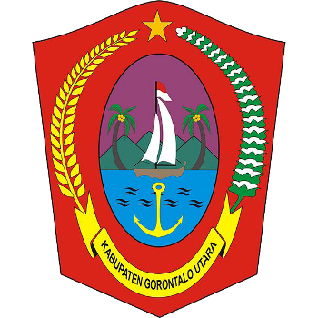 Logo Kabupaten Gorontalo Utara PNG