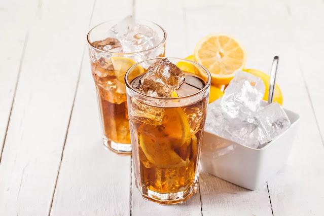 Lemon Iced Tea Recipe in Hindi