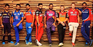 Vivo IPL t20 2017 schedule time table