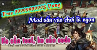 Tải game Võ Lâm Quần Hiệp Việt hóa free 9999999999$ vàng lập tức đơn giản không cần làm gì