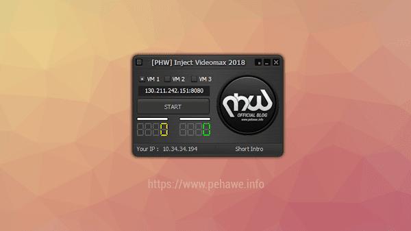 [PHW] Inject Videomax Non SSL