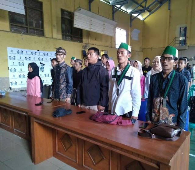 """Formateur Terpilih Ramdani ; """"HMI Banjar Akan Konsisten Menanamkan Nilai Akademisnya"""""""