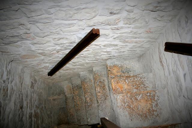 scale, interno Torre dell'Orologio, monumento