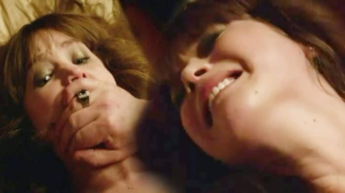 Jennifer Lawrence sex scene - Red Sparrow (2018) HD 720p
