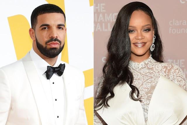 Ataanza Drake, Then Rihanna kuachia Albamu Mwishoni Mwa Mwaka Huu.