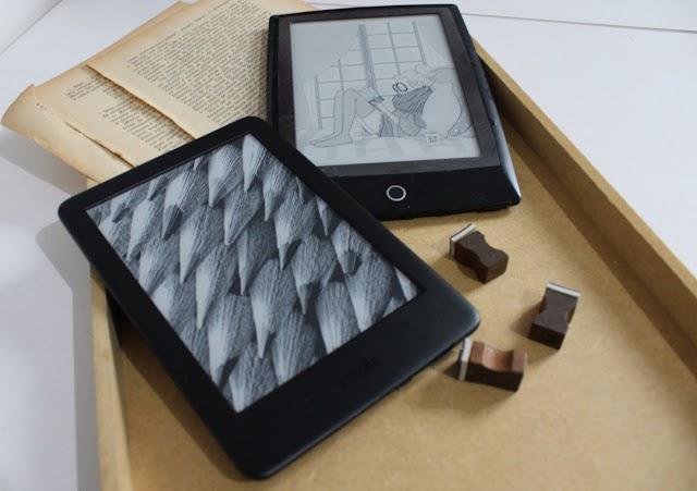 Comparativo leitores digitais: Kindle x Lev