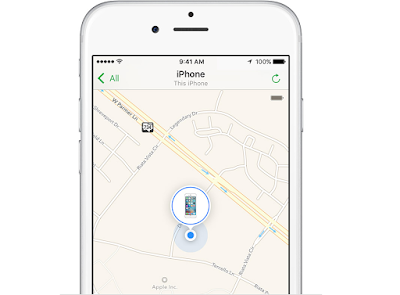 cara menemukan iphone yang hilang