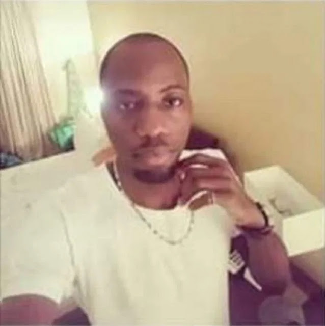 Handsome Banker Commits Suicide In Lagos