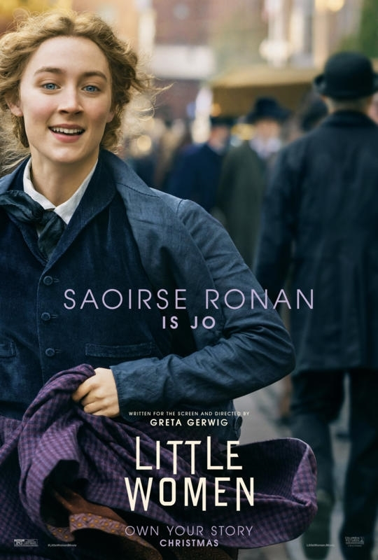 little women poster saoirse ronan