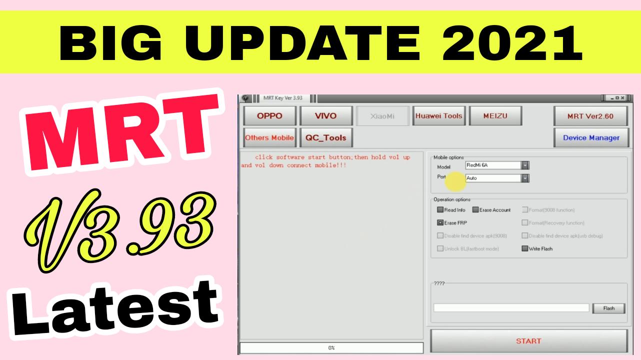Mrt key Dongle 3.93 latest Update Download Link