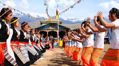 Khandu Inaugurates 5th Edition of Tawang Festival