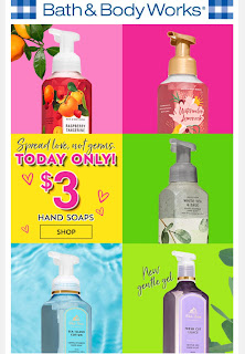Bath & Body Works | Today's Email - February 2, 2020