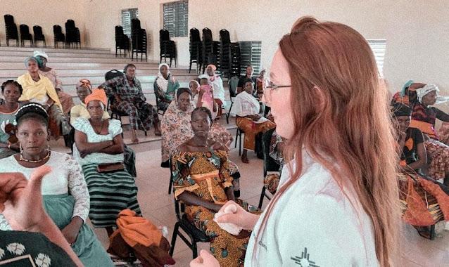 """Missionária ora por muçulmana na África e descobre que ela era uma cristã """"escondida"""""""