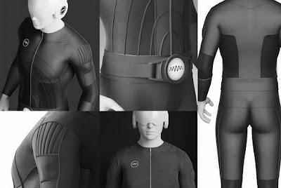 Tesla Suit