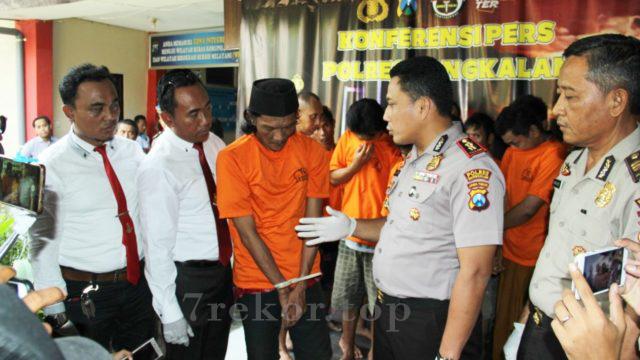 Ustad Marzuki Ditangkap Polisi, Mengaku Isap Sabu Agar Semangat Mengaji