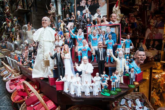 Pastori in Via San Gregorio Armeno-Napoli