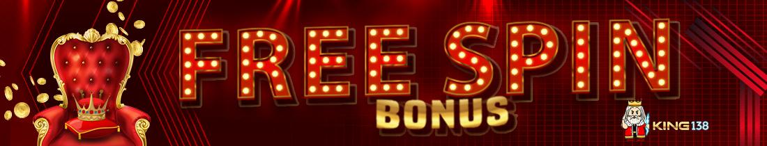 Bonus Freespin 30%