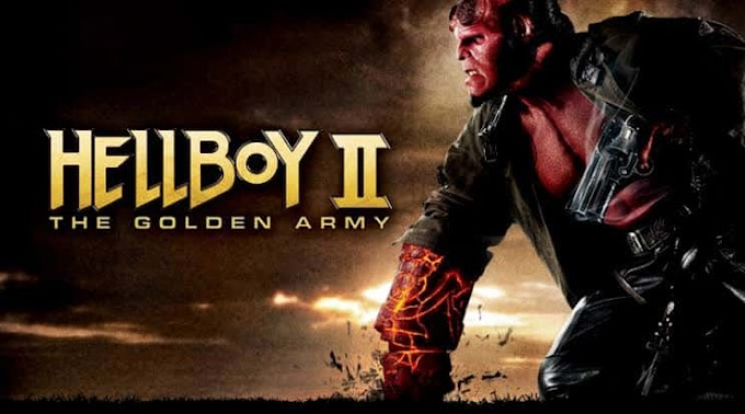 HELLBOY II THE GOLDEN ARMY (2008)