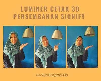 Luminer Cetak 3D