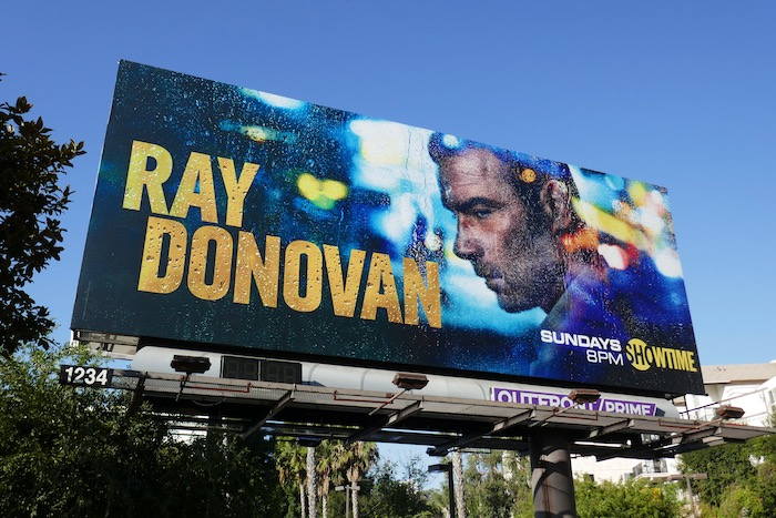 Ray Donovan season 7 billboard