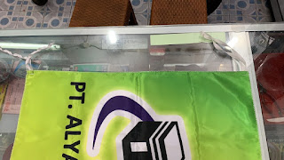 cetak bendera kain satuan jakarta