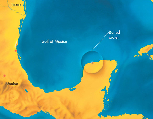 Chicxulub Mexico