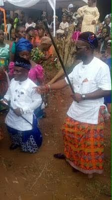 Aww! See wedding that got people talking in Imo State last weekend