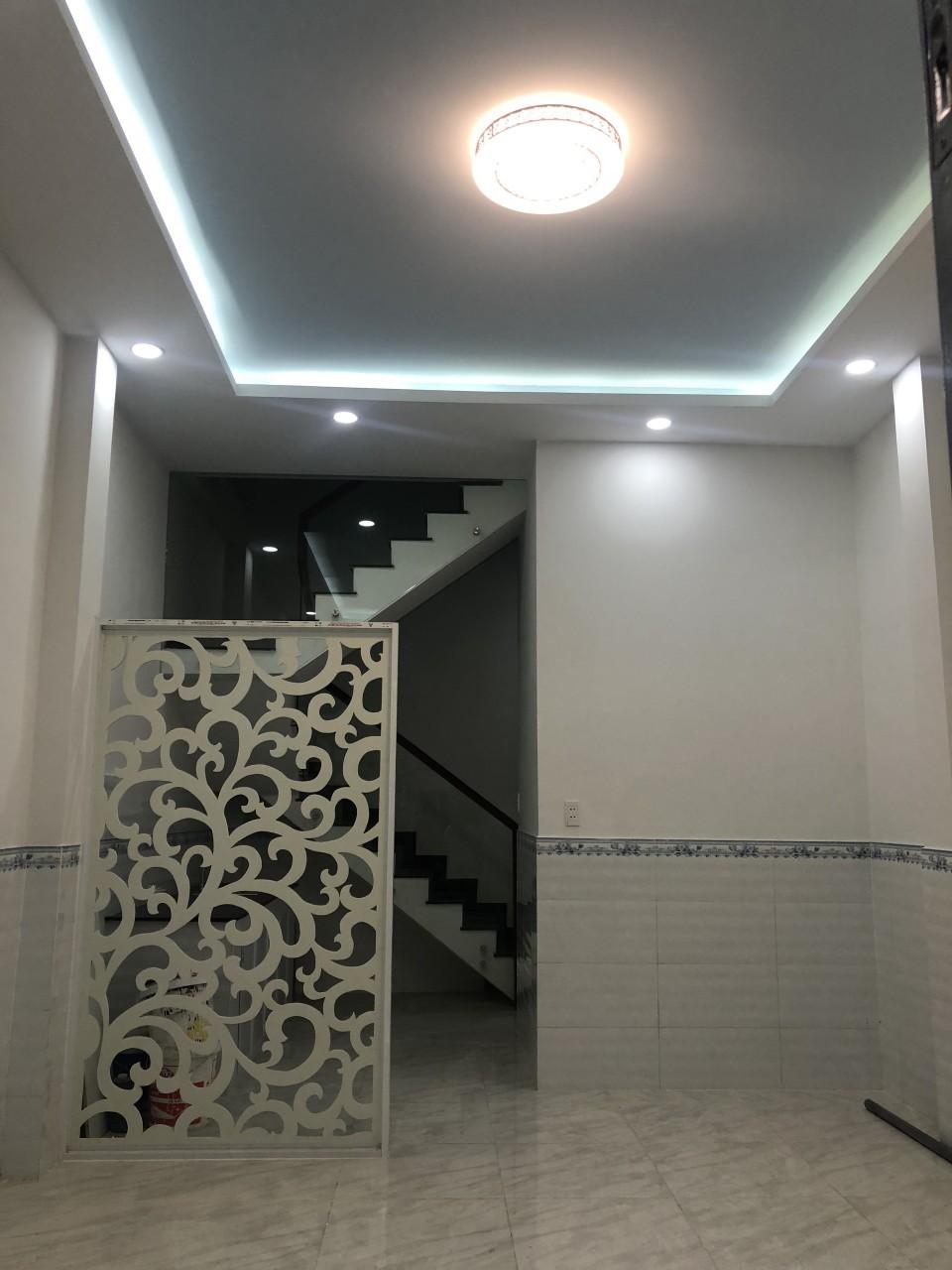 Bán nhà hẻm 80 Gò Dầu phường Tân Quý quận Tân Phú. Dt 4x8m