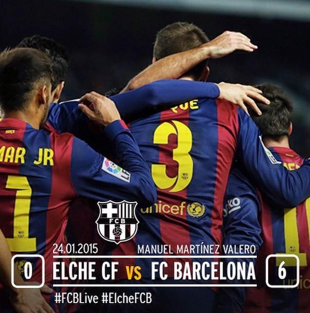 barcelona vs elche - photo #12