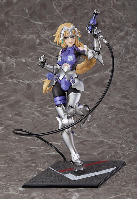 Figuras: Jeanne d'Arc: Racing Ver. de Fate/Grand Order - GOODSMILE RACING & TYPE-MOON RACING