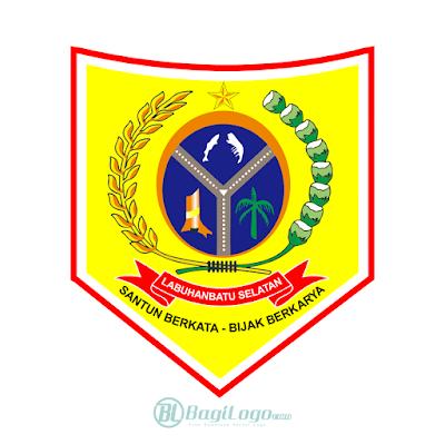 Kabupaten Labuhanbatu Selatan Logo Vector Bagilogo Com