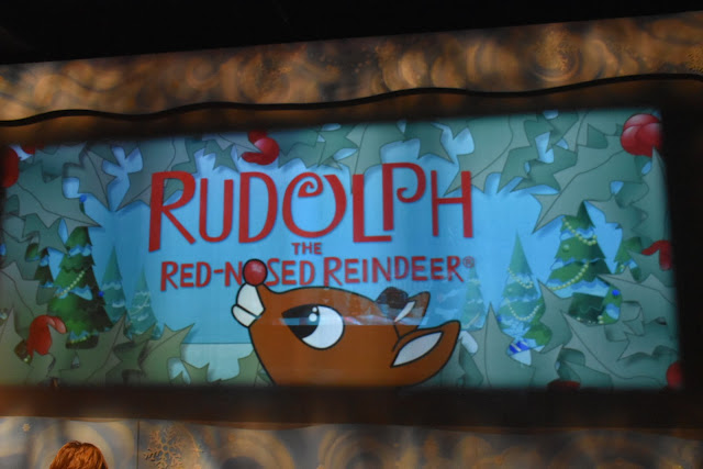 Rudolph the Red-Nosed Reindeer Show at Center for Puppetry Arts  via  www.productreviewmom.com