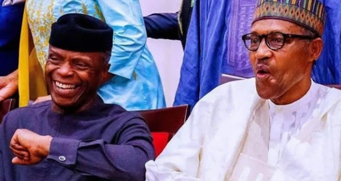 Breaking: Buhari, Osinbajo gets Covid-19 vaccination