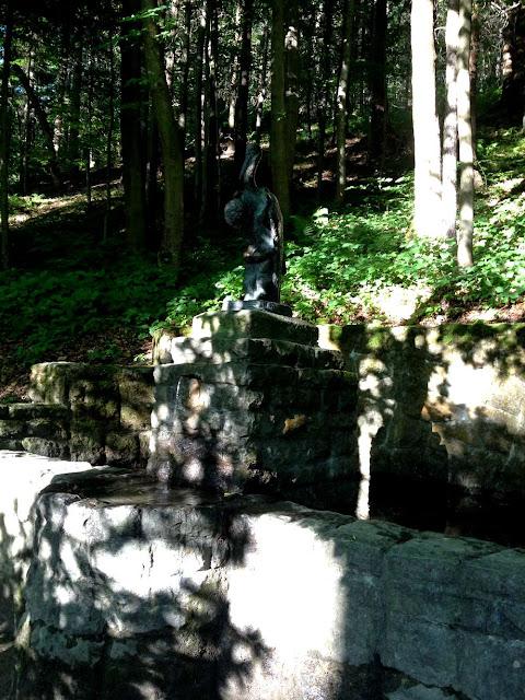 Park Zdrojowy Krynica