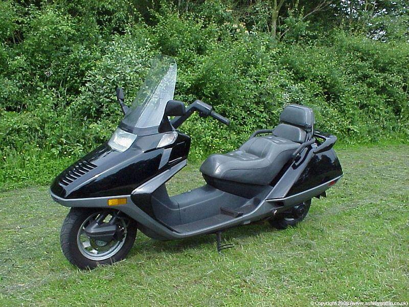 Honda Helix 250 cc