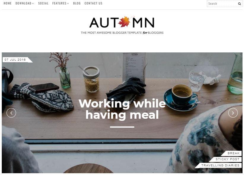 Autumn-premium-version-responsive-blogger-template-free-download