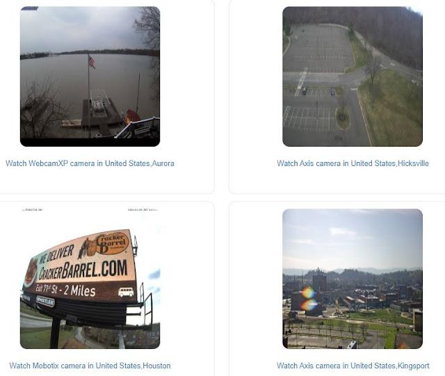 CCTV Links Of USA