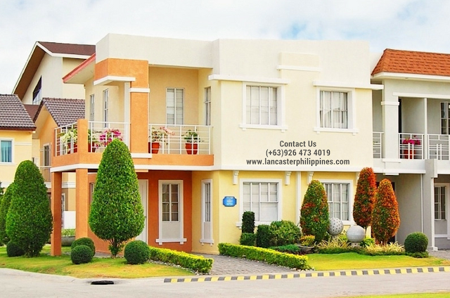 Diana - Lancaster New City Cavite| Affordable House for Sale in Imus-General Trias Cavite