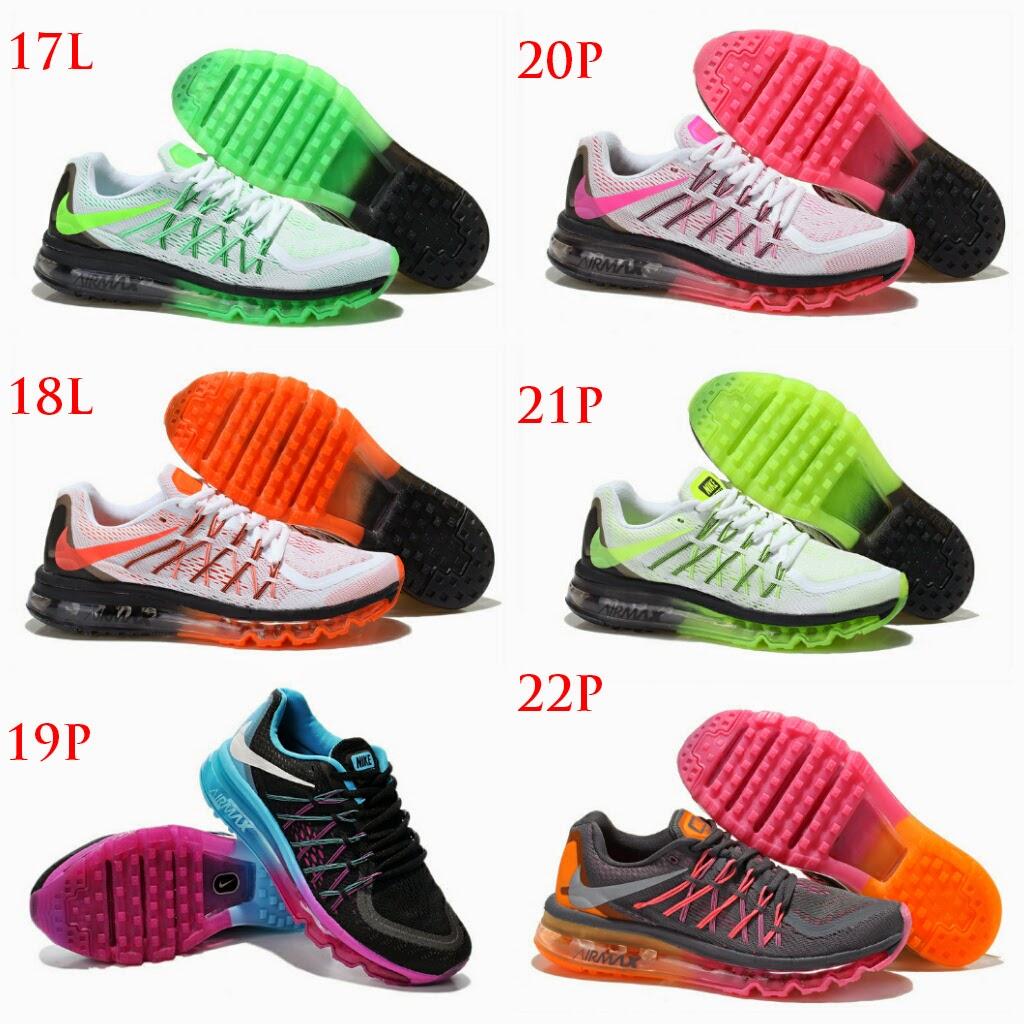 buy nike mempersembahkan sepatu lari terbaru 7fd41 11c46  greece harga  sepatu nike kw nike air max 2015 new colors . 0269a 276fa 4505a57f9e