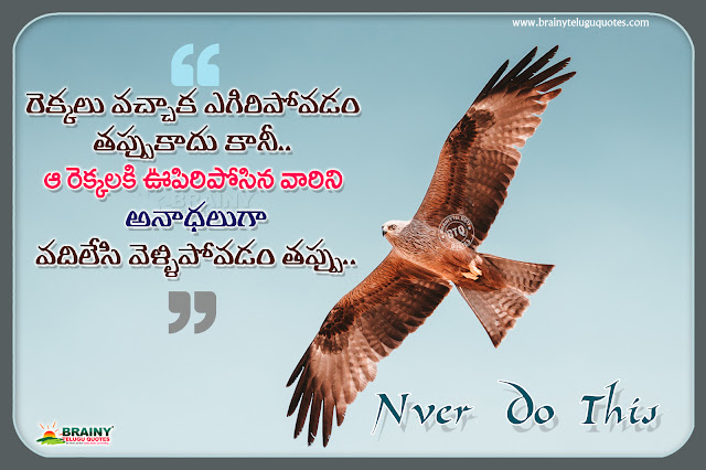 telugu beautiful words for success, best motivational sayings for life, youth quotes in telugu