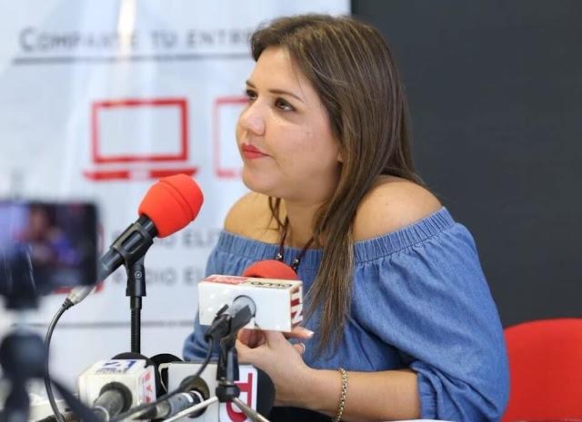 SRI demandó a María Alejandra Vicuña