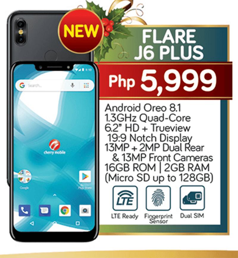Flare J6 Plus