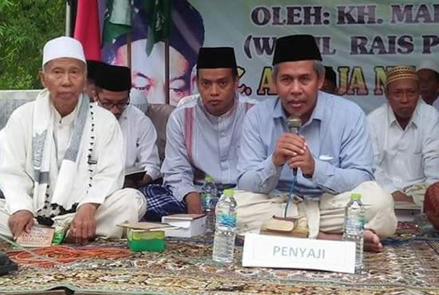 KH Marzuki Mustamar: Ngaku Aswaja tapi Brutal karena Politik, itu Abal-abal