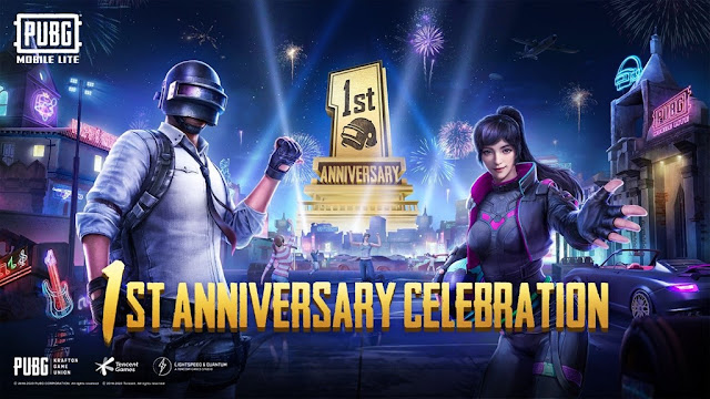 PUBG MOBILE LITE CELEBRATES THE FIRST ANNIVERSARY WITH MONSOON THEMED UPDATE OF VARENGA AND THE NEW ARENA TEMPLE MAP