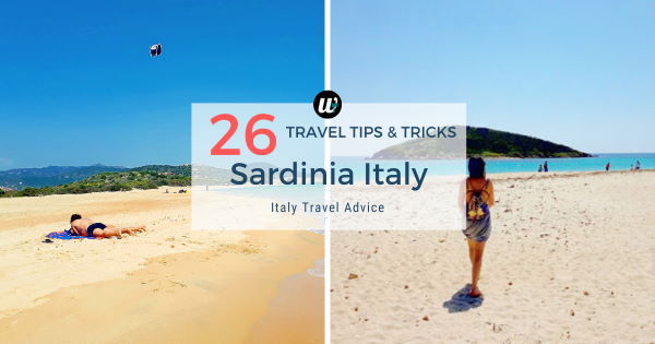 26 useful Sardinia travel tips and tricks | Italy travel advice | wayamaya