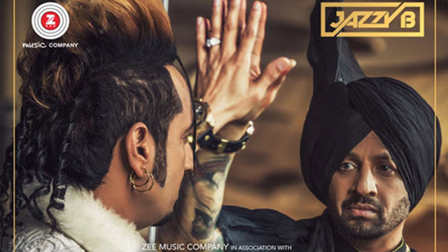 Jazzy B: Uchi Heel Lyrics | Album Folk N Funky 2
