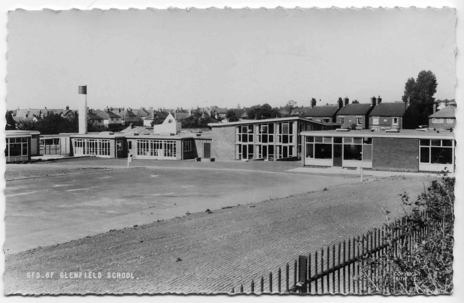Old Mill Gm >> Bygone Glenfield: Glenfield County Primary