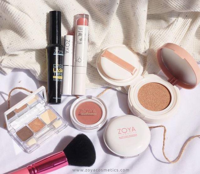 Zoya Cosmetics Produk Lokal Kosmetik Halal Indonesia